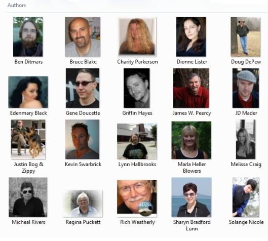 Authors 2012