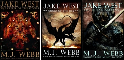 Jake West Trilogy