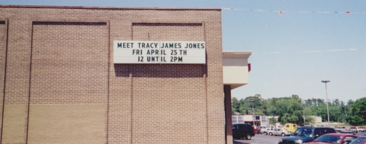 Hastings Book Signing Tour - 2003
