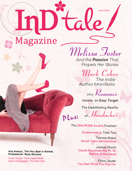 InDTale - May Cover
