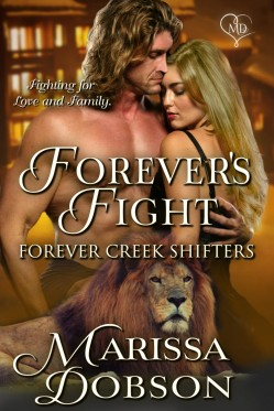 Forever's Fight Cover Image