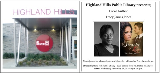 Highland Hill Library Event