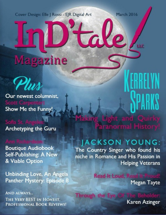 InDTale Magazine - March